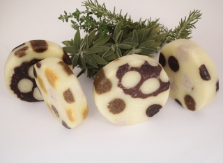 Hand made natural soap - recipe and instructions