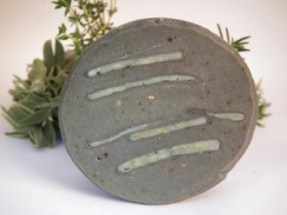Charcoal and Bentonie Clay Soap recipe