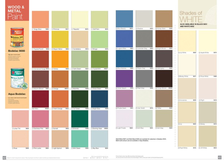 Jotun Interior Paint Catalogue Pdf