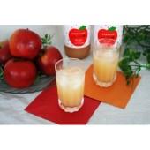 青森県産の紅玉りんごを100%使用した混じりけの無い無添加のりんごジュース りんごの郷 株式会社サイバープロジェクト・青森県