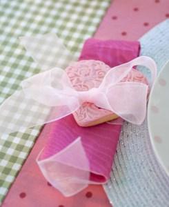 sugar cookie napkin rings