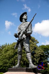 Boere war Memorial Nuneaton