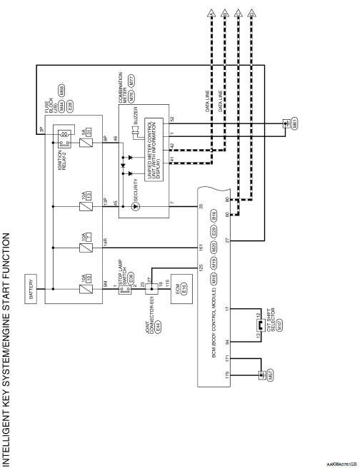 nissan rogue service manual wiring diagram  with