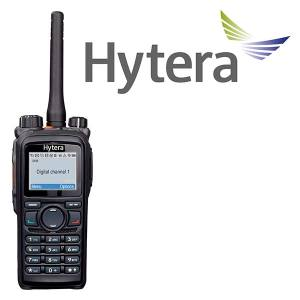 Hytera PD785 digital radio