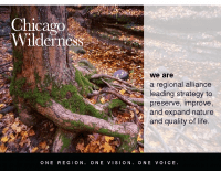 Chicago Wilderness Priority Species Initiative (Nov 2015)