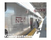 Chapter 2 – Transportation