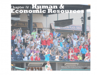 Chapter 4 – Human & Economic Resources