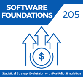 Nirvana Systems Software Foundations Training  Statistical Strategy Evaluation