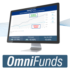 OmniFunds brings the power of autmatic equity switching to your investments. Let Omnifunds automate your funds management and outperform every robo advisor