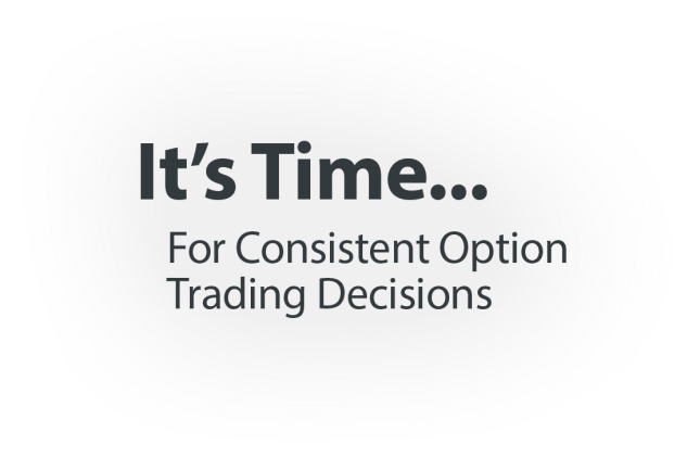Get consistent Options trading decisions