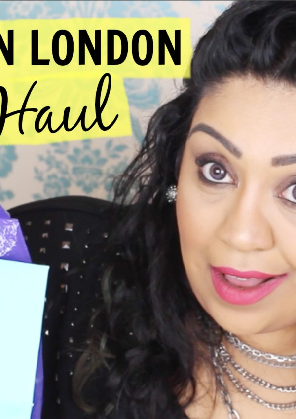 Haul | BeautyCon London 2015