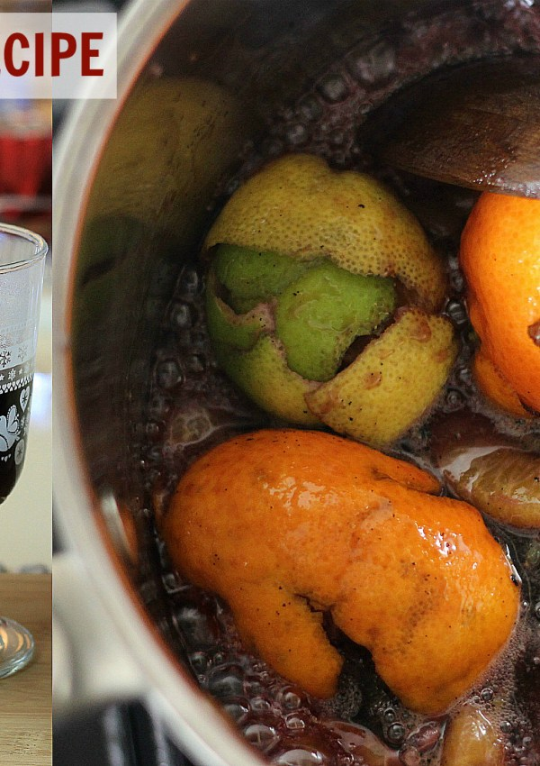 How To Make The Perfect Mulled Wine Recipe