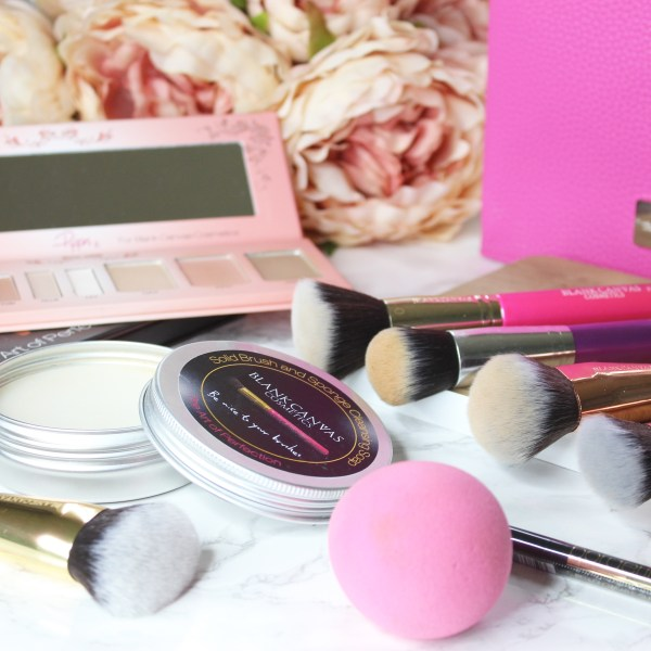 I've said it before, and I'll say it again.. I think that Blank Canvas Cosmetics is such an underrated brand! With high quality, affordable products, great colour payoff and a huge range of incredibly soft makeup brushes, is there anything this brand can do wrong!? www.nishiv.com