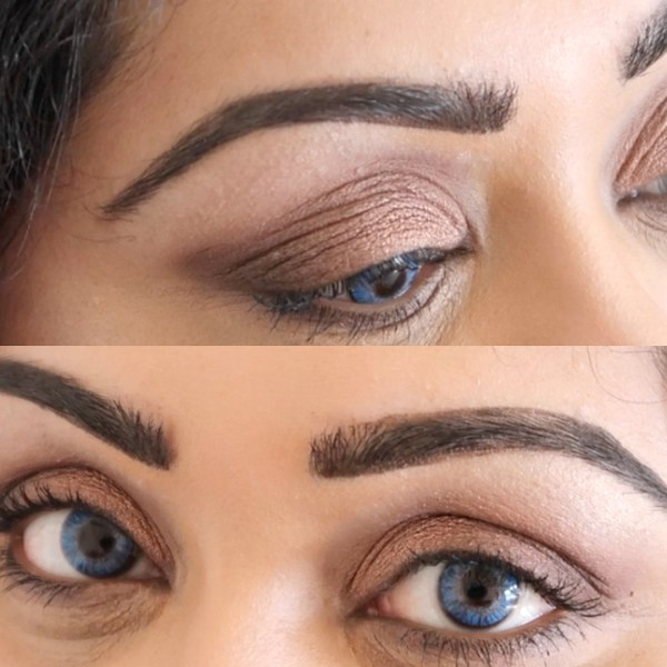 STEP BY STEP EYEBROW TUTORIAL www.nishiv.com