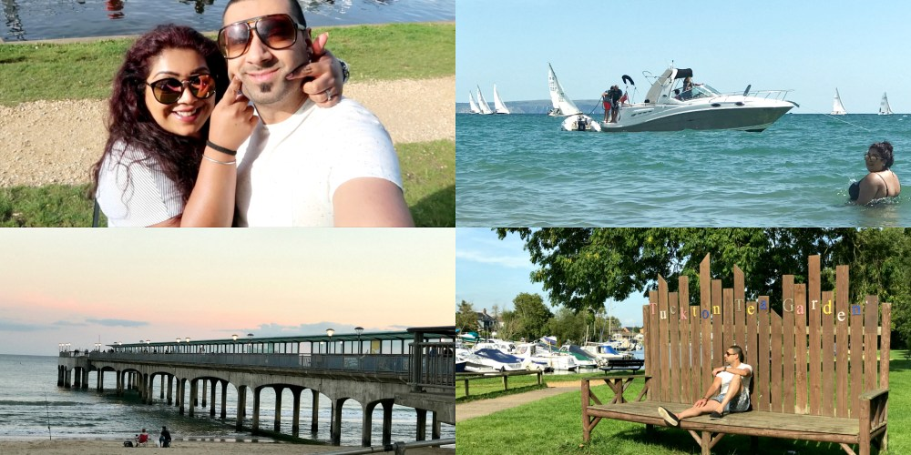 Nishi V Bournemouth vlog, things to do in bournemouth, www.nishiv.com