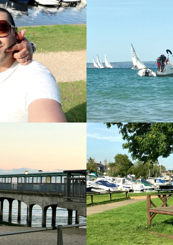 BOURNEMOUTH, MUDEFORD & POOLE QUAY VLOG