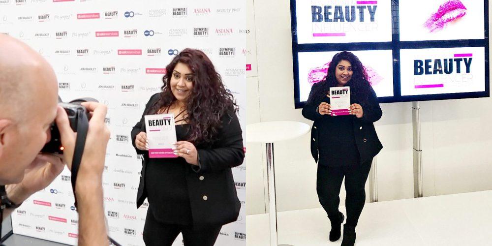 Beauty Influencer Awards 2017, Women Of Colour, www.nishiv.com