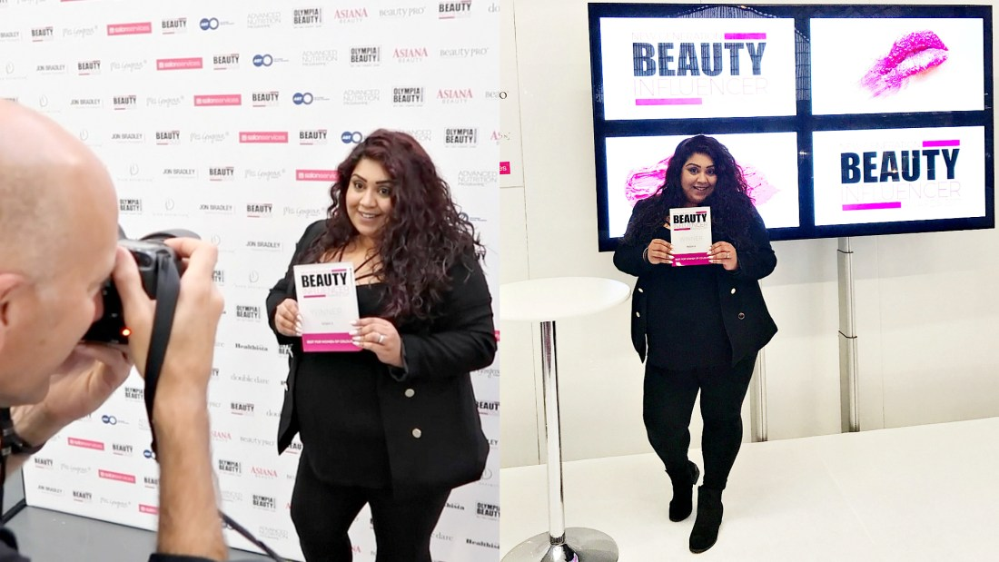 Beauty Influencer Awards 2017, Women Of Colour, www.nishiv.com