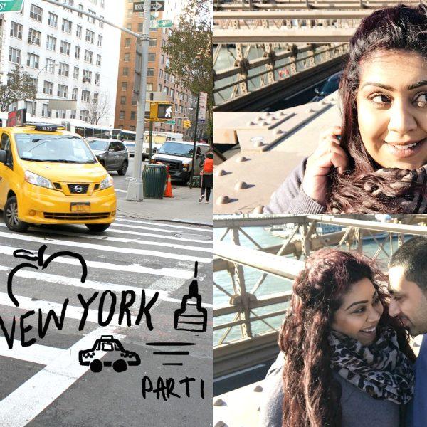New York travel vlog, www.nishiv.com