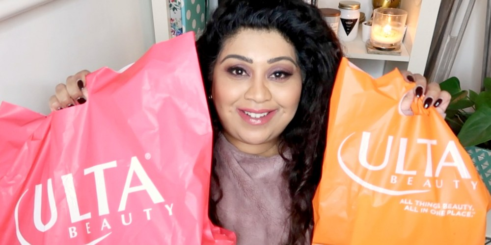 HUGE ULTA HAUL & EXCITING ANNOUNCEMENT, MAKEUP HAUL, canada vlog, nishi v, nishiv, nishi v vlog, www.nishiv.com
