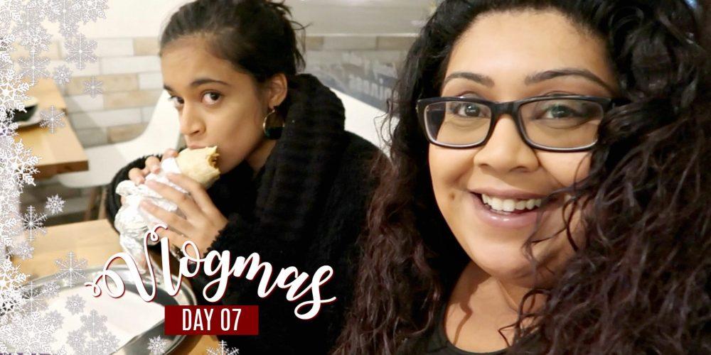 REUNITED WITH MINI-ME / Nishi V Vlogmas Day 7
