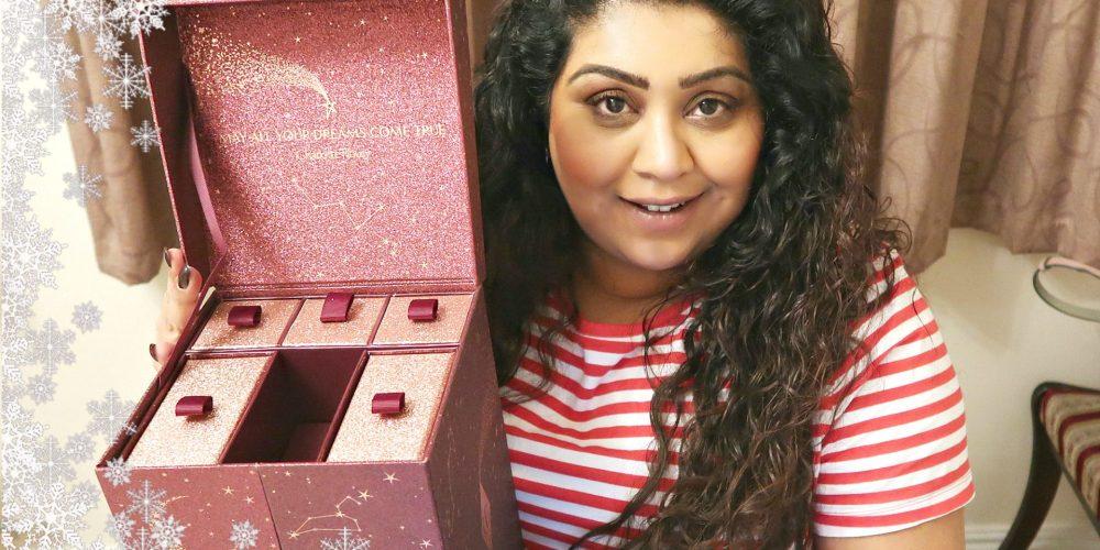 charlotte tilbury giveaway, HUGE CHRISTMAS GIVEAWAY WORTH £150, Nishi V, Vlogmas Day 1, www.nishiv.com