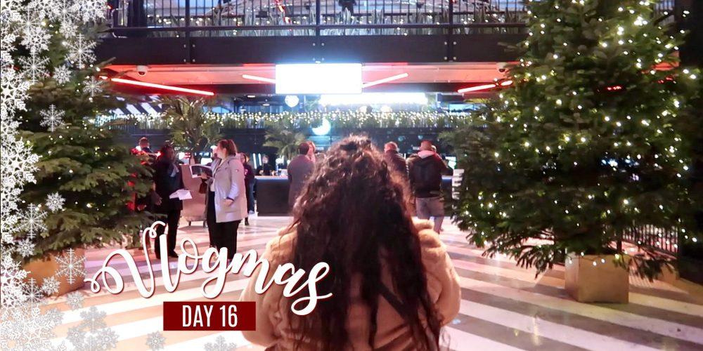 www.nishiv.com, BOXPARK WEMBLEY & VLOGGING FAIL! / Nishi V Vlogmas Day 16