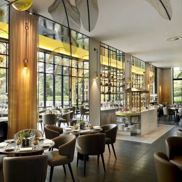 The Glasshouse Restaurant at The Grove Watford review, nishi v, www.nishiv.com