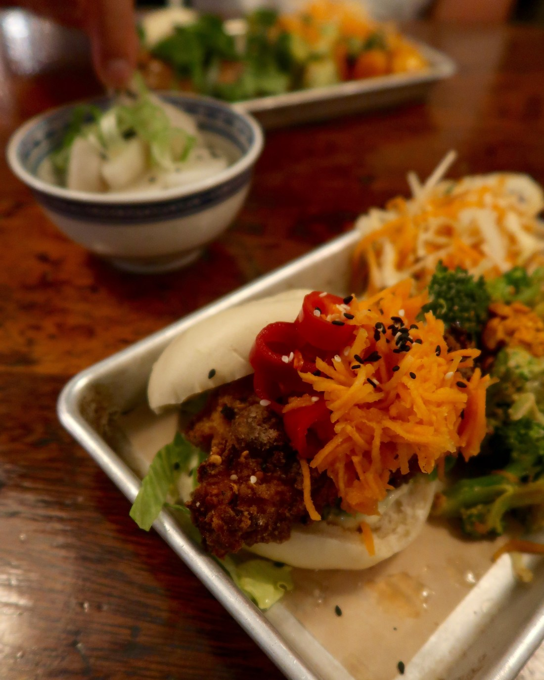 The Best Vegan Friendly Restaurants in Manchester, Baohouse, Mackie Mayor, Nishi V