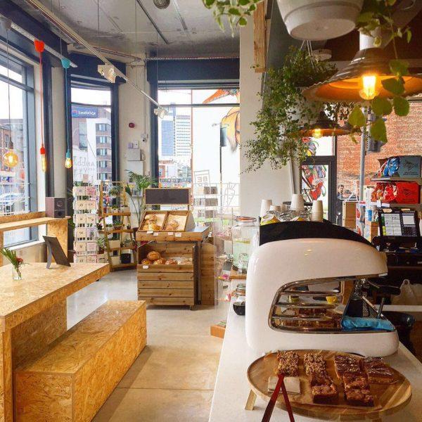The Best Vegan Friendly Restaurants in Manchester, Ancoats General Store, Nishi V