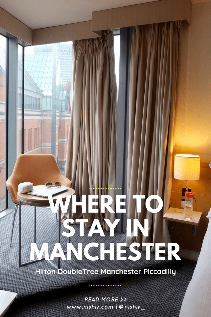 DoubleTree by Hilton Manchester Piccadilly Review, Nishi V