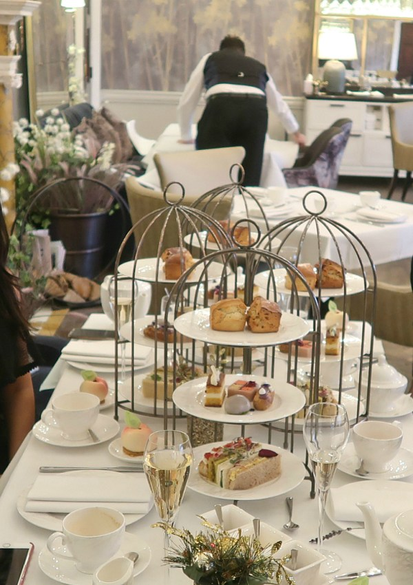 Afternoon Tea, Cocktails & A Tour Of The Langley Hotel Spa