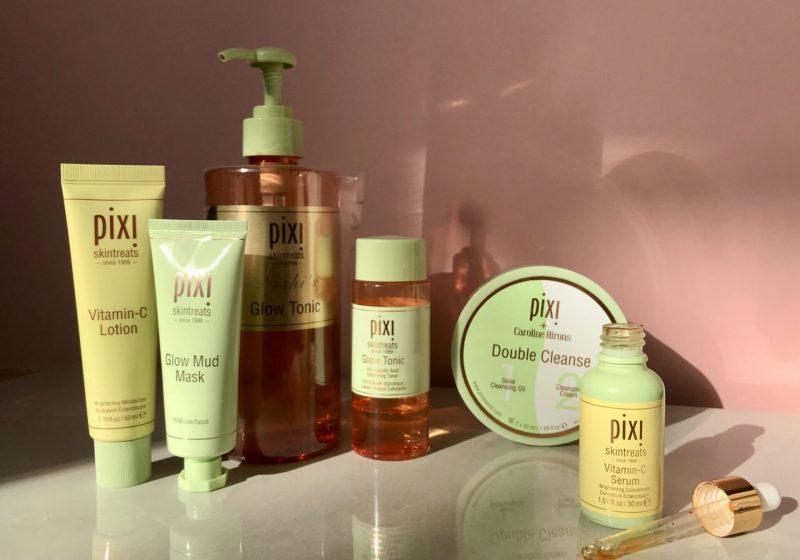 5 Pixi Skincare products