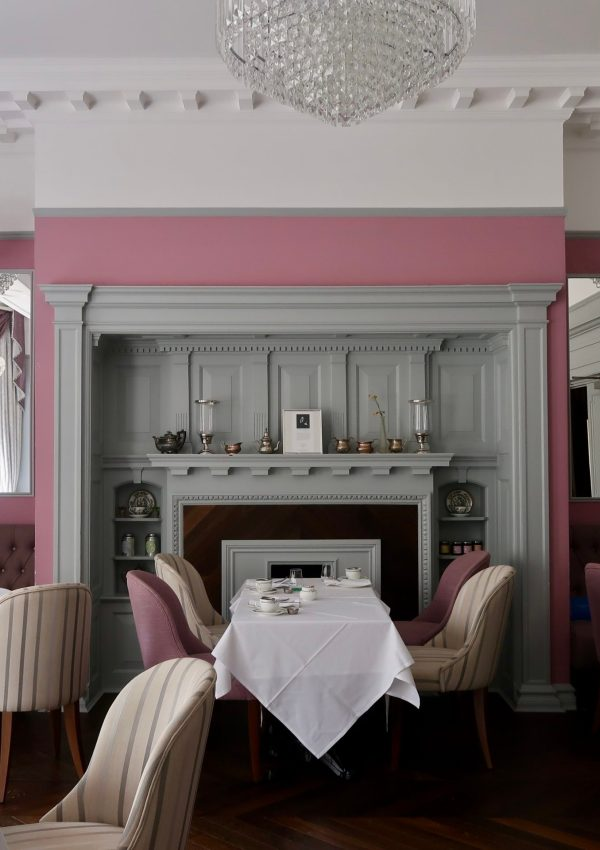 Laura Ashley Tea Room: Bargain £10 Afternoon Tea