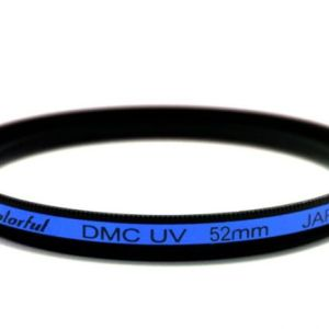 Nisi 52mm Colorful DMC UV niebieski