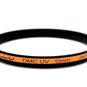 Nisi 52mm Colorful DMC UV żólty