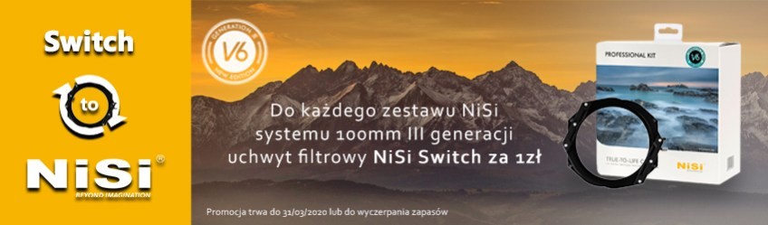 Switch to NiSi – PROMOCJA