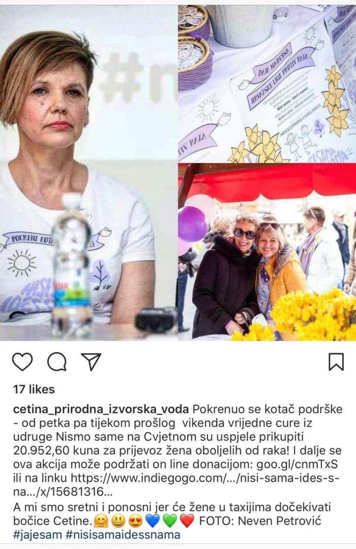 Cetina Prirodna Izvorska Voda Instagram