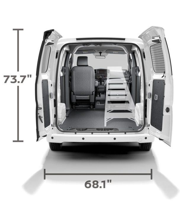 Nissan Nv200 Interior Dimensions Brokeasshome Com