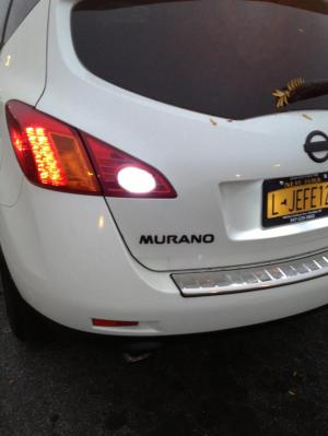 09 MO backup lights replacement Help!!  Nissan Murano Forum