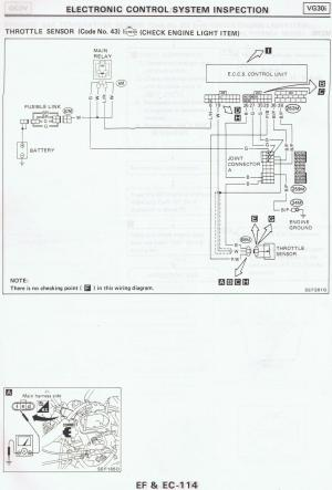 87 Pathfinder TPS wiring diagram  86589 WD21