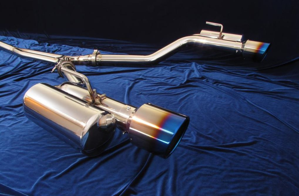 motordyne shockwave exhaust 2008 maxima