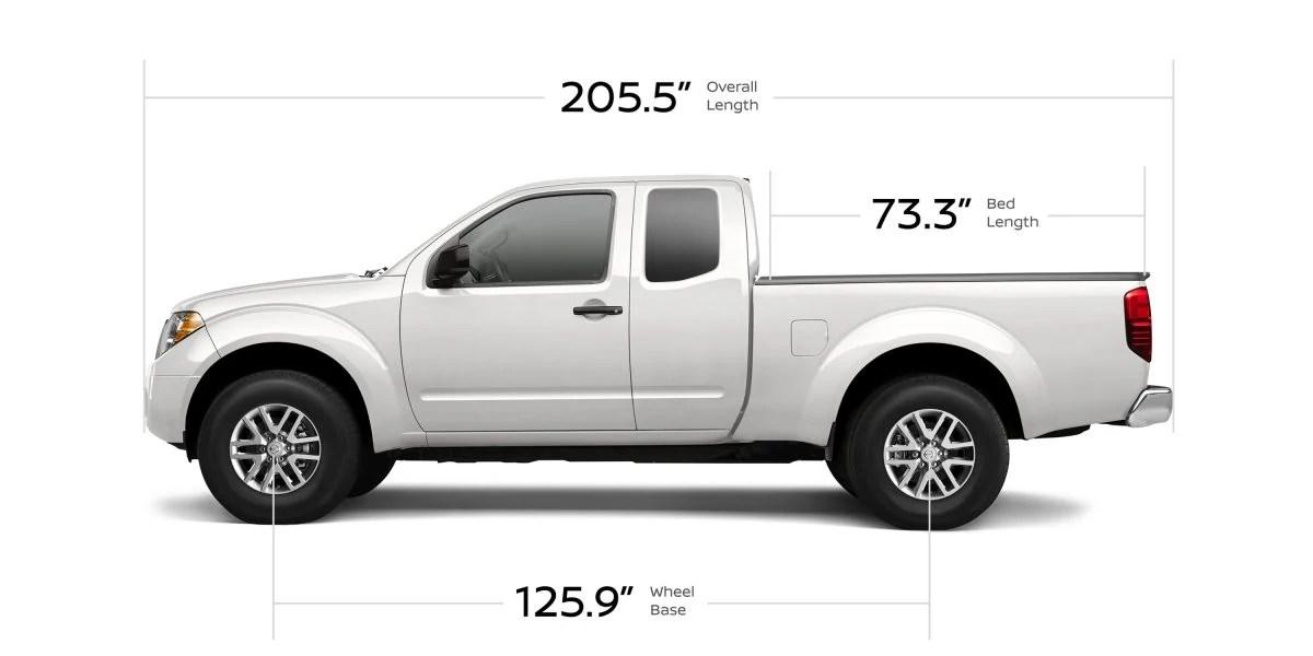 2021 nissan frontier compare trim