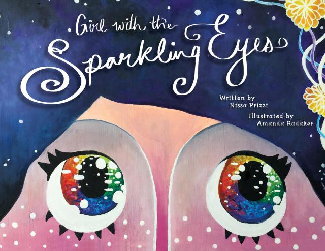 Girl with the Sparkling Eyes