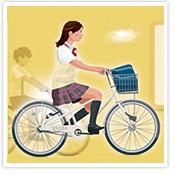 ジョイエ傷害保険〈自転車向けプラン〉(積立普通傷害保険・積立家族傷害保険)