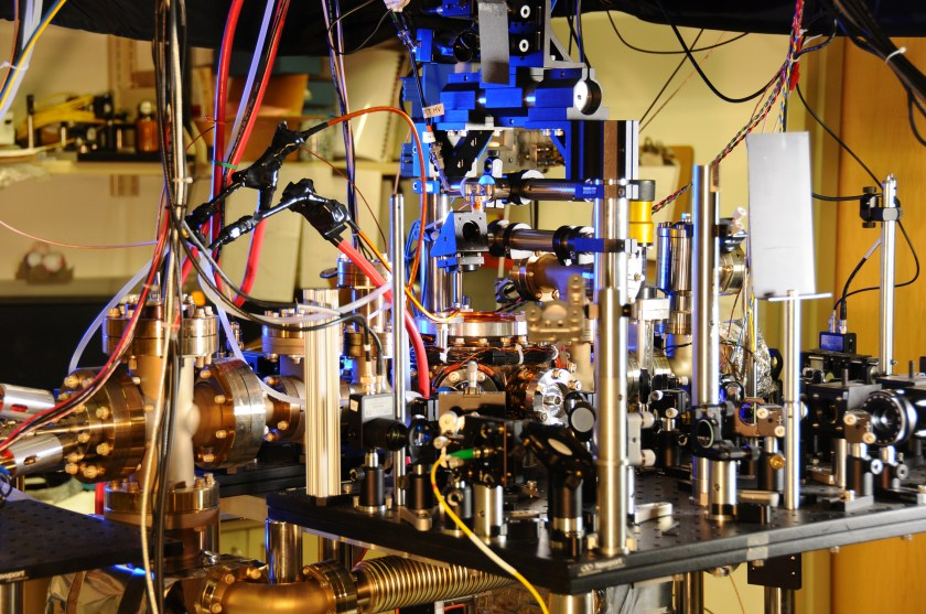 NIST Ytterbium Atomic Clocks Set Record for Stability | NIST