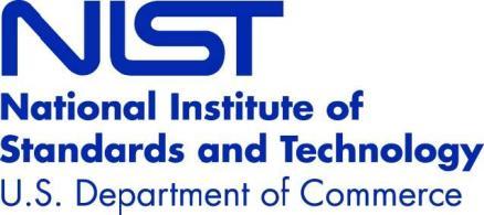 Logotipo de NIST: azul   NIST