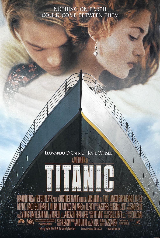 Poster do filme Titanic