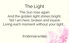 The Light - Short by Nitin
