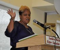 Sherrell T. Martin Unstoppable Women Speaking